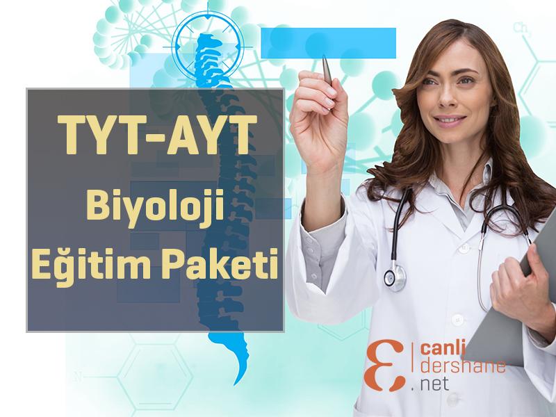 AYT-TYT Biyoloji Online Sorubankası - 1 Yıllık