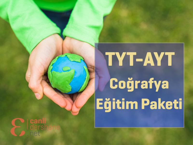 AYT-TYT Coğrafya Online Sorubankası - 1 Yıllık