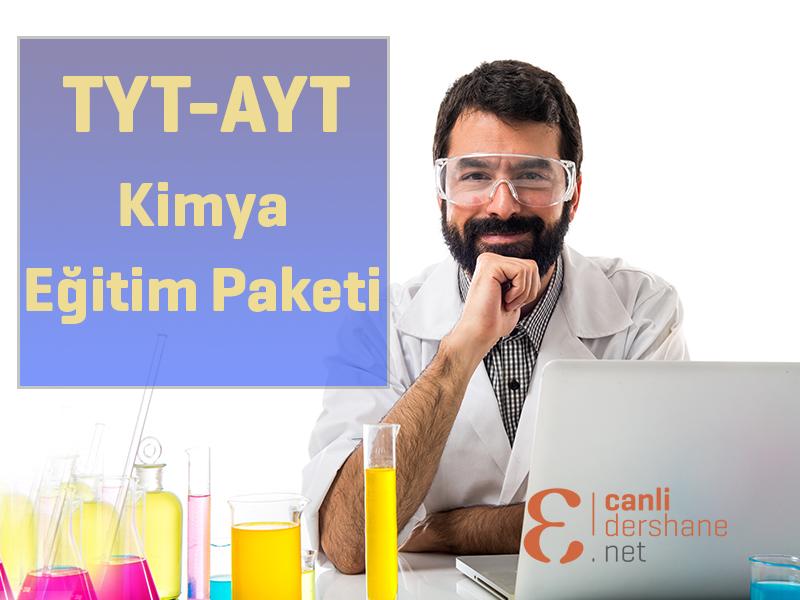 AYT-TYT Kimya Online Sorubankası - 1 Yıllık