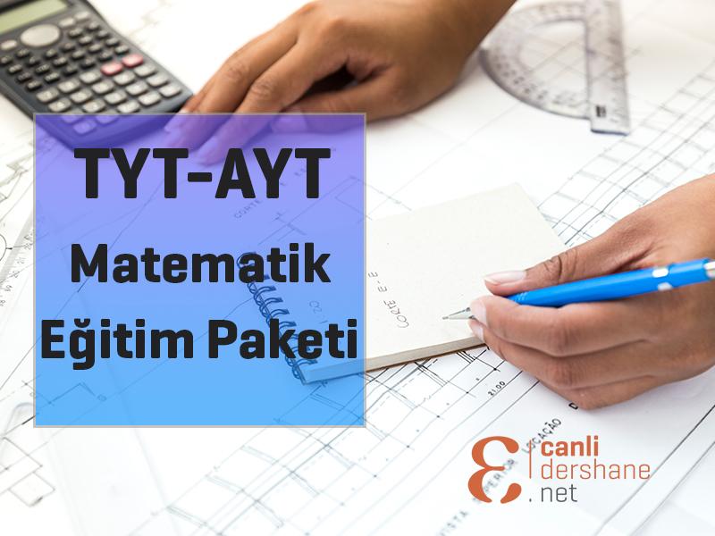 AYT-TYT Matematik Eğitim Paketi - 1 Yıllık