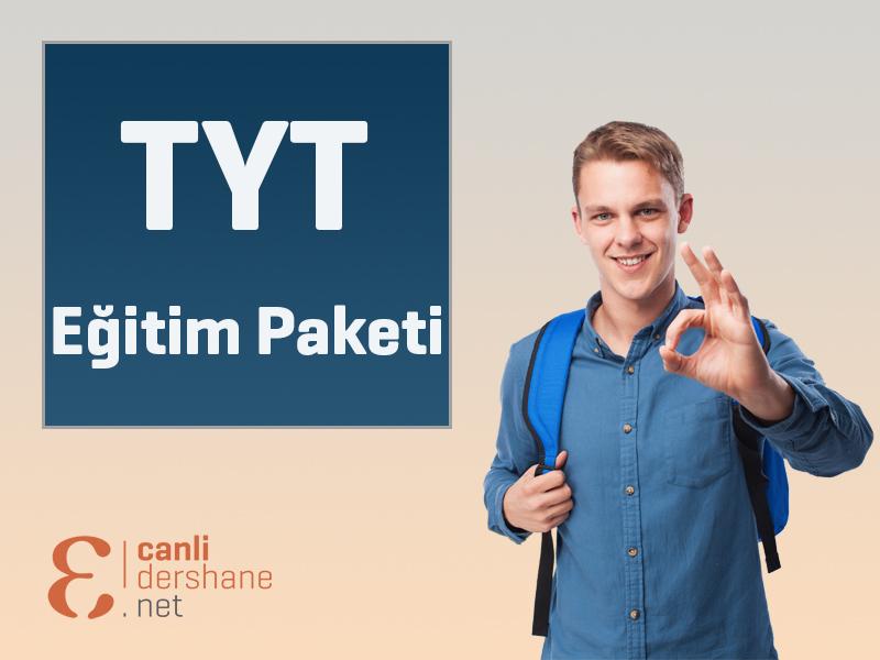 TYT Eğitim Paketi - 1 Yıllık