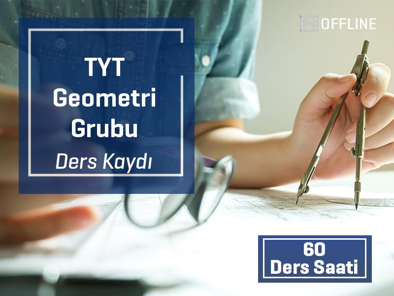 TYT - Geometri Grubu Offline Kayıtları - TYT - 1 Yıllık