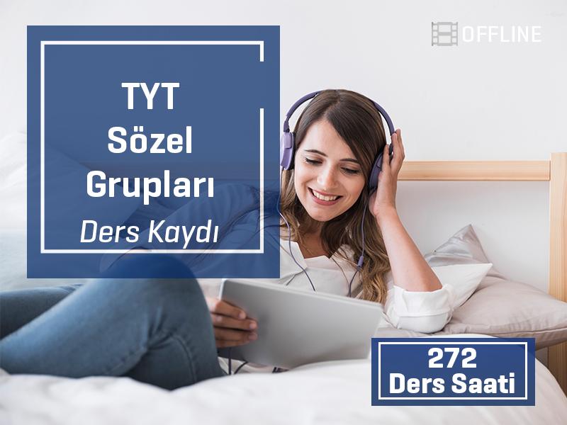 TYT - Sözel Grubu Offline Kayıtları - TYT - 1 Yıllık