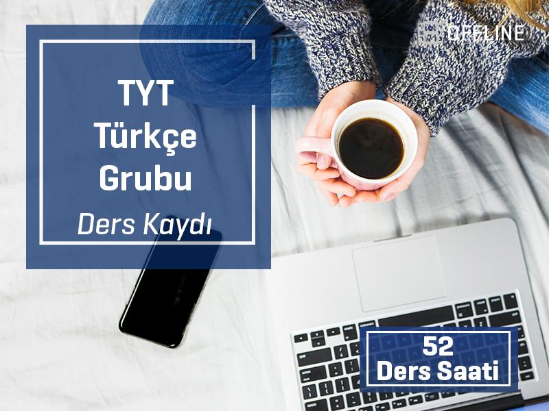 TYT - Türkçe Grubu Offline Kayıtları - TYT - 1 Yıllık