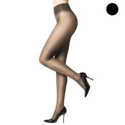Zwarte panty 20 comfort