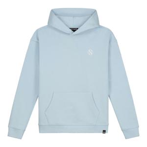 Lichtblauwe hoodie Abigal