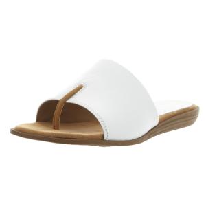 Witte sandaal Acho