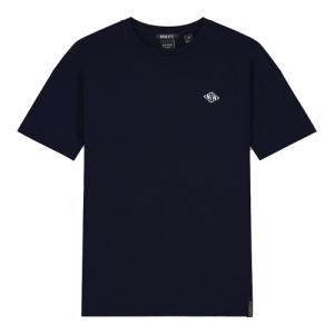 Blauw t-shirt Alano