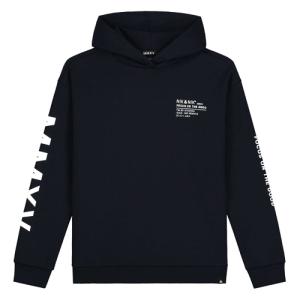 Blauwe hoodie Andress