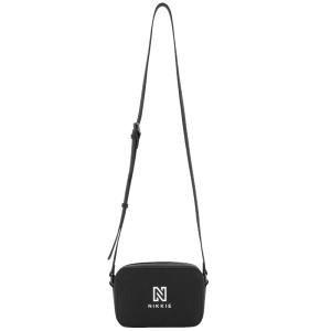 Zwarte minibag Deonne Crossbody