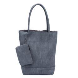 Grey bag Natural Linnen