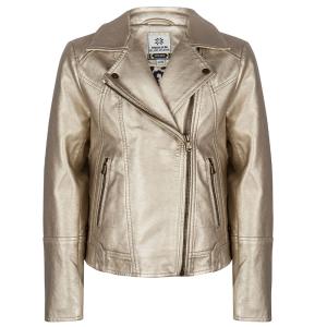 Gouden jas Biker
