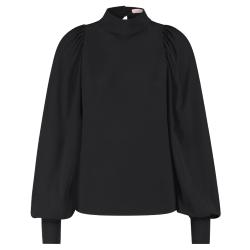 Zwarte blouse Bo