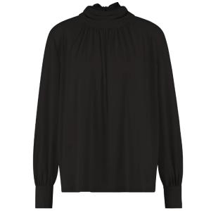Zwarte blouse Caroline