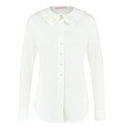 Witte blouse Chantal
