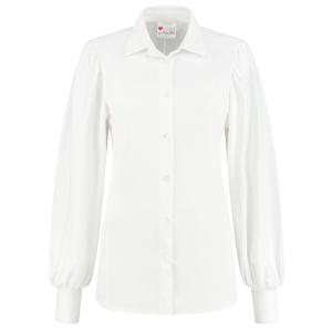 Witte blouse Mimi