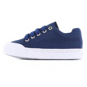 Jeansblauwe sneakers Uni