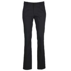 Zwarte bootcut broek Isadora
