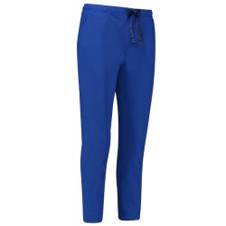 Blauwe travel broek Helen - XL