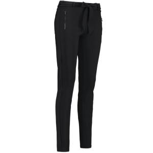 Zwarte broek Margot Fleece