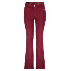 Rode flair broek Penny - 164