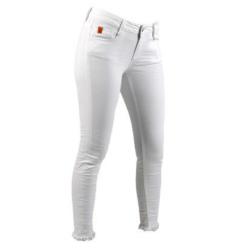 Witte broek Sina Ankle