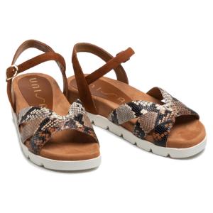 Bruine sandaal Cedillo