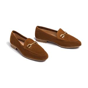 Bruine schoen Dalcy
