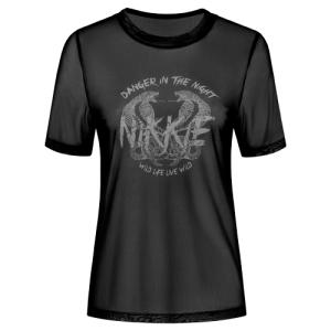 Zwart t-shirt Danger in the Night