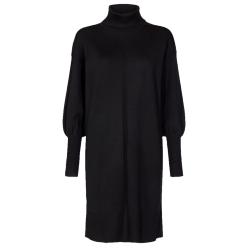 Zwarte jurk Faula