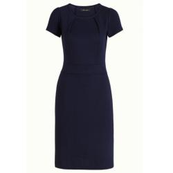 Blauwe jurk Mona Milano