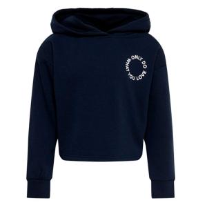 Blauwe hoodie Comfy