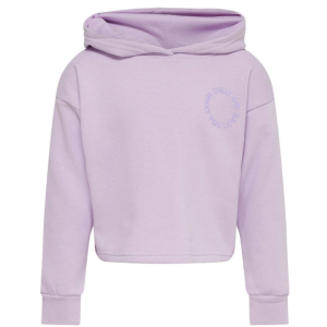 Paarse hoodie Comfy