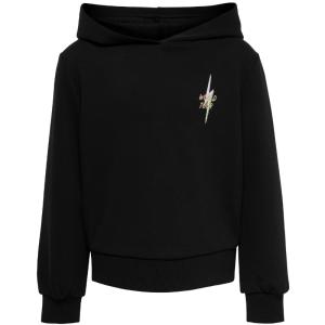Zwarte confident hoodie Johanne