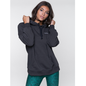 Zwarte oversized hoodie Lovers & Dreamers