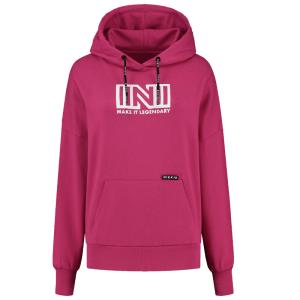 Roze hoodie Make it Legendary