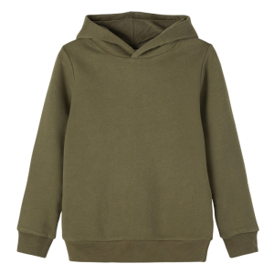 Groene hoodie Terke