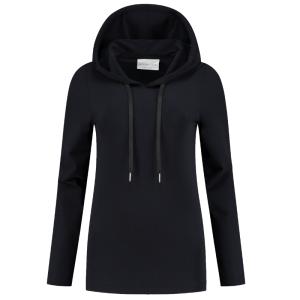Blauwe hoodie Transfer