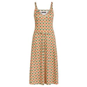 Groen geprinte jurk Isa Carmel