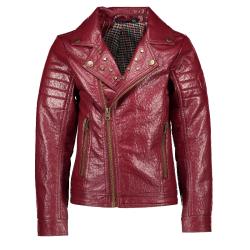 Rode leather biker jacket 5349