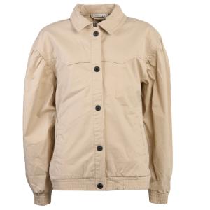 Beige twill jacket Athilses