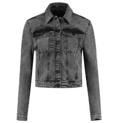Grijze jacket Britt