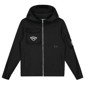 Zwarte jacket Cargo Jr.