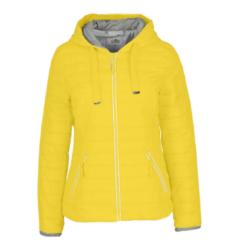Gele jacket Dielke