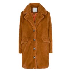 Caramelbruine jacket Kaia - XL
