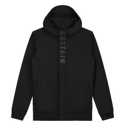 Zwarte jacket Logo Softshell