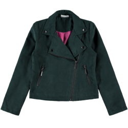 Groene jacket Natti - 116