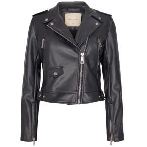 Zwarte jacket Sandy