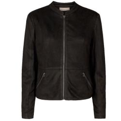 Zwarte jacket Spari