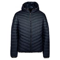 Donkerblauwe jas Staff
